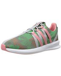 Sl Loop Racer W Sneaker Green