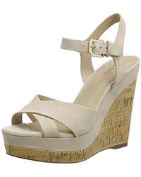 ALDO - Madyson Ankle Strap Sandals - Lyst