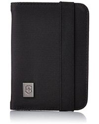 Victorinox - Passport Holder With Rfid Protection - Lyst