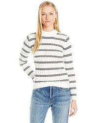 French Connection - Po Rib Knits - Lyst