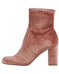 aafdeceb6d2 Steve Madden - Avenue Ankle Boots - Lyst