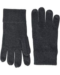 Tommy Hilfiger - Pima Cotton Cashmere Gloves, Gants Homme - Lyst