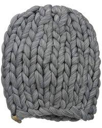 Mackage - Karol Chunky Knit Beanie - Lyst