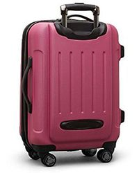"""Kenneth Cole Reaction - 20"""" Abs 8-wheel Upright Carry-on - Lyst"""