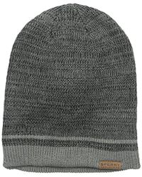 Sperry Top-Sider - Marled Rib Slouch Beanie - Lyst