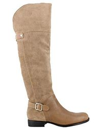 Naturalizer - January Wc Riding Boot - Lyst