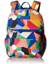 Vera Bradley - Lighten Up Just Right Backpack, Polyester - Lyst