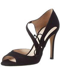 4e29760ea8f6 L.K.Bennett -  s Lucile Wedge Heels Sandals - Lyst