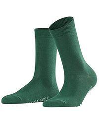4de4c74a964 John Lewis Silk And Wool Blend Knee Socks in Purple - Lyst