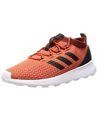 huge discount 37384 e8f88 adidas - Questar Rise Gymnastics Shoes Green - Lyst