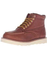 Skechers - For Work Pettus Boot - Lyst