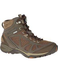 Merrell - Siren Sport Q2 Mid Waterproof Hiking Boot - Lyst