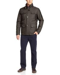 Kenneth Cole - Oxford 2-in-1 Convertible Systems Jacket - Lyst