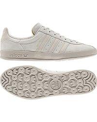 Adidas Broomfield Raw White Brown Gold Metallic: