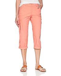 e28f90e0 Lee Jeans Plus-size Relaxed Fit Nikki Knit Waist Capri Pant - Lyst
