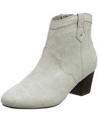 Miss Selfridge - Western Ankle Boots - Lyst