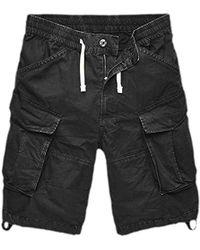 G-Star RAW - Rovic X-Relaxed Trainer Shorts Pantalones Cortos para Hombre - Lyst