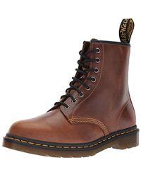 Dr. Martens - 1460 Butterscotch Combat Boot - Lyst