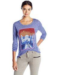 Lucky Brand - Taj Mahal T-shirt - Lyst