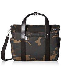 Jack Spade - Camo Waxwear Survey Bag - Lyst