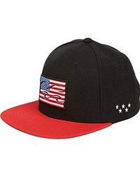 c06d992d8d28a Lyst - Billabong Native Hat in Black for Men