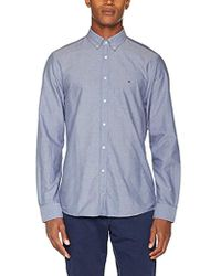 Tommy Hilfiger - Engineered Oxford Nf2 Long Sleeve Shirt - Lyst