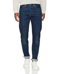 1c3de409b29 Levi's 502 Regular Tapered Jeans Blue in Blue for Men - Lyst