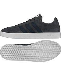 adidas Vl Court 2.0 Fitness Shoes, Blau (azretrftwbla