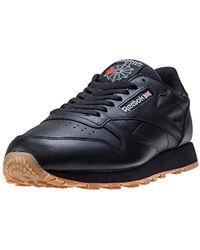 b94eb0872 Reebok - Classic Leather Training Running Shoes - Lyst