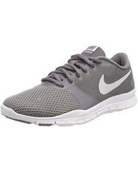 1cfbcc19d3c81 Nike - Wmns Flex Essential Tr Fitness Shoes - Lyst