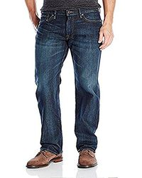 Lucky Brand - Big And Tall 181 Relaxed Straight Jean In Aliso Viejo - Lyst