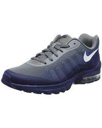 big sale 4e5bd bdbb2 Nike - Air Max Invigor Print Running Shoes - Lyst