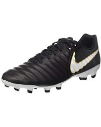 best service 99902 bc5c8 Nike -  s Tiempo Ligera Iv Fg Football Shoes - Lyst