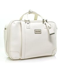 Calvin Klein - Cold Spring Laptop Briefcase - Lyst