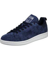 adidas stan smith bleu marine