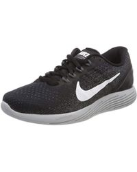 d497d985eec Nike  s Lunarglide 9 X-plore Competition Running Shoes in Black for ...