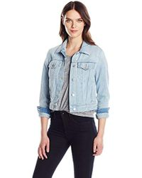 J Brand - Harlow Jacket In Distance - Lyst