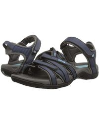 3829bf1dafc8 Teva Tirra Leather Sports And Outdoor Lifestyle Sandal