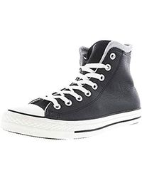 Lyst - Converse Chuck Taylor All Star 70 s Hi Black in Black for Men 2f1c09a62