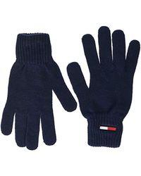 Tommy Hilfiger - Tju Basic Rib Gloves - Lyst