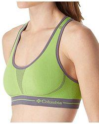 Columbia - Seamless Reversible Bra - Lyst