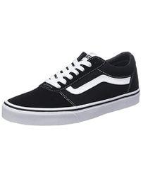 Vans - Herren Ward Canvas Sneakers - Lyst