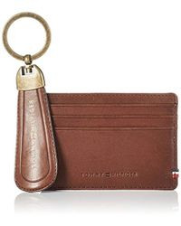 Tommy Hilfiger - S Ho Th Burnished Cc Holder Shoe Horn Purse Multicolour (testa Di Moro) - Lyst