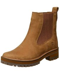 Timberland - Courmayeur Valley Chelsea Boots - Lyst