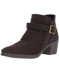 Steven by Steve Madden - Nc-padre Ankle Bootie - Lyst