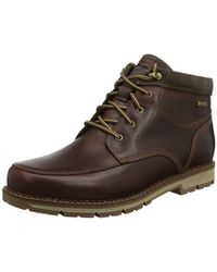 Rockport - ''s Centry Panel Toe Boot - Lyst