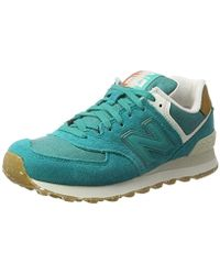 New Balance - 574 Global Surf Low-top Trainers - Lyst