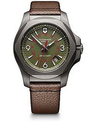 Victorinox - Swiss Army I.n.o.x. Watch - Lyst