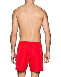 87970c765bb Calvin Klein Men's Side Stripe Swim Shorts, Blue Men's Shorts In ...