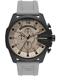 DIESEL - Horloge DZ4496 - Lyst